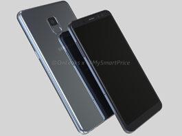 Samsung Galaxy A5 2018 test HTML5