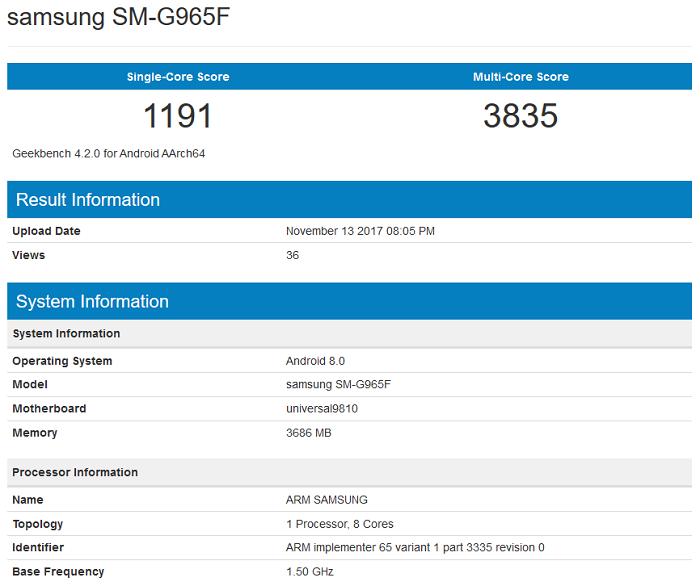 Galaxy S9 Mini potrebbe arrivare insieme a S9 e S9+