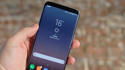 Samsung Galaxy S9 render case