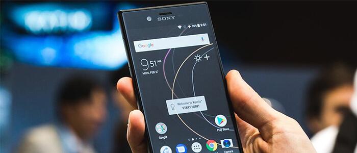 Sony Xperia XZ ed XZs Android 8.0 Oreo