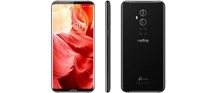 TP-Link Neffos smartphone render