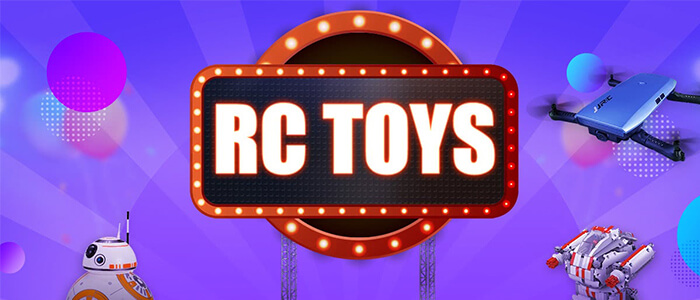 TomTop RC Toys Double Eleven offerte