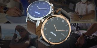 mVoice G2 smartwatch Kickstarter