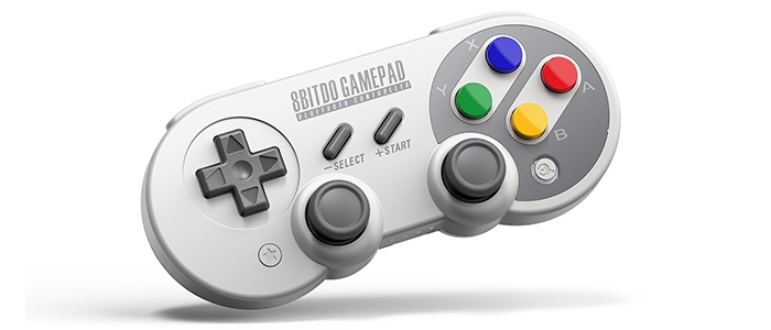 8Bitdo SF30 Pro Controller Bluetooth offerta TomTop