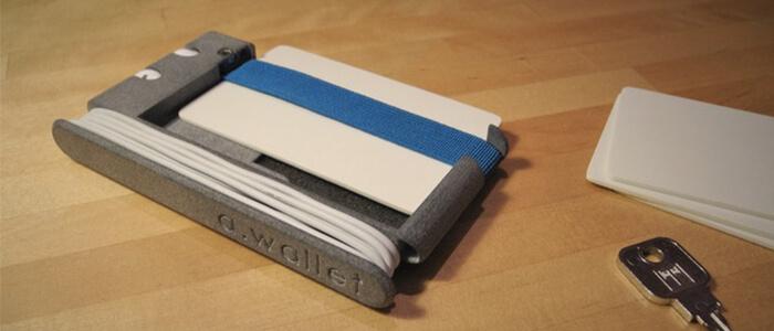 A.wallet portafogli Kickstarter