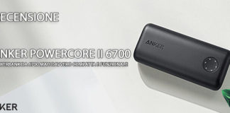 Anker PowerCore II 6700 recensione
