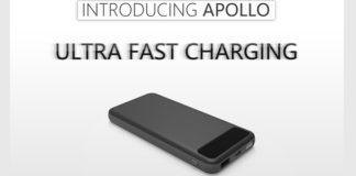 Apollo powerbank grafene USB-C Power Delivery