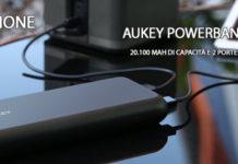Aukey Powerbank PB-N57 recensione