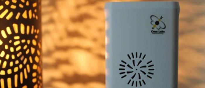 Crux LX router wireless Kickstarter