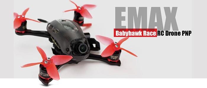 EMAX BabyHawk Race offerta TomTop
