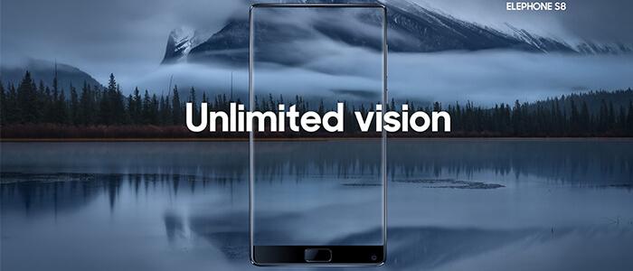 Elephone S8 flash sale GearBest