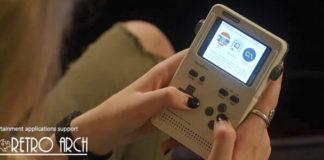 GameShell console portatile Kickstarter