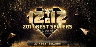 GearBest 12.12 2017 Best Sellers