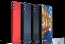 Huawei P11 X concept