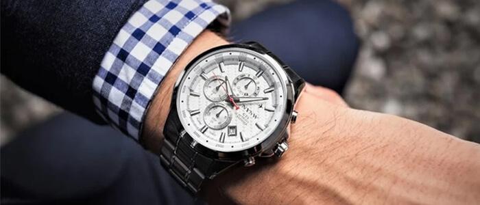 NYSW smartwatch analogico Kickstarter