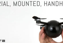 PITTA drone, action camera e telecamera di sicurezza Kickstarter