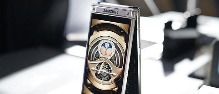 Samsung W2018 ufficiale