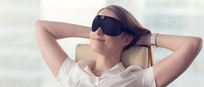 Snore Circle maschera smart Kickstarter