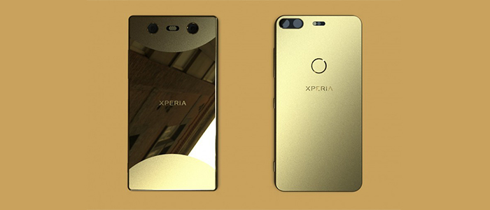 Sony Xperia render 2018