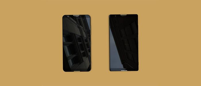 Sony Xperia render 2018