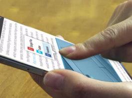 Synaptics Clear ID lettore impronte digitali in-display
