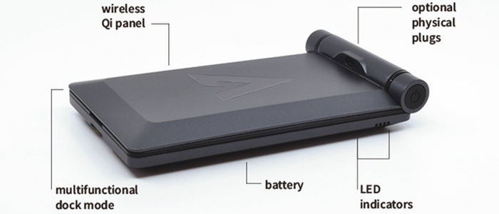 Volt powerbank wireless Kickstarter