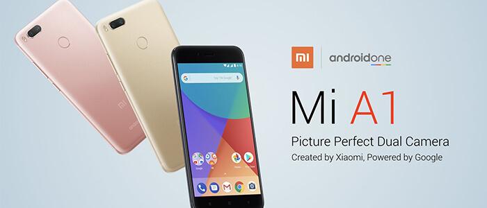 Xiaomi Mi A1 ricarica rapida