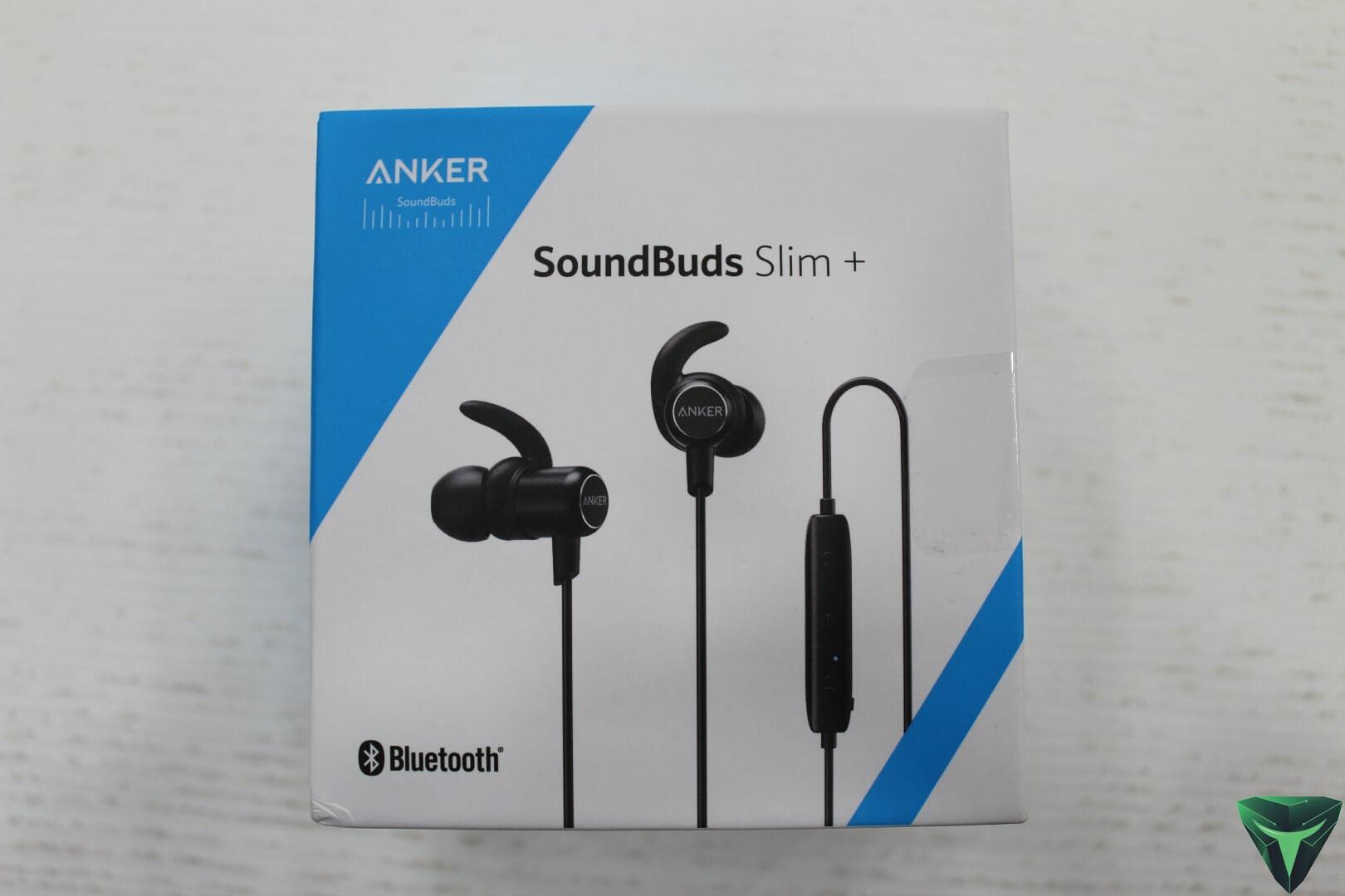 Anker SoundBuds Slim+ recensione