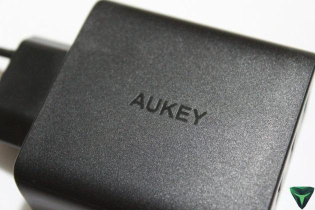 Aukey Caricatore da parete PA-U48 recensione