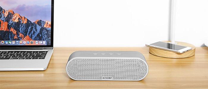 BlitzWolf BW-AS1 speaker Bluetooth Kickstarter