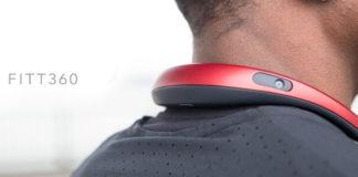 FITT360 fotocamera indossabile 360° archetto Kickstarter