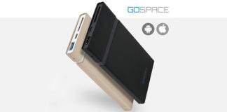GOSPACE cloud powerbank Kickstarter