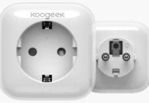 Koogeek Smart Plug Wi-Fi offerta TomTop