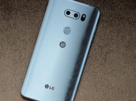 LG V30 nuova variante MWC 2018