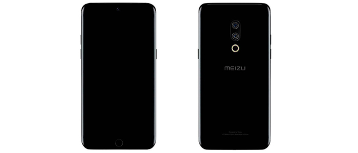 Meizu M15 Plus render