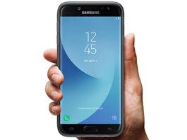 Samsung Galaxy J2 2018 render