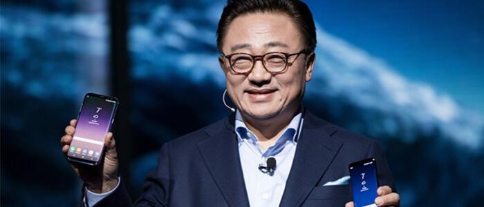 Samsung Galaxy S9 DJ Koh