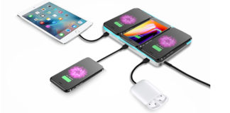 Super Wireless Charging Station Kickstarter