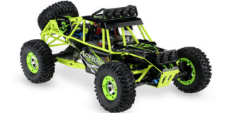 WLtoys 12428 auto RC offerta TomTop