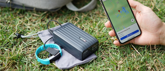 Zendure X6 powerbank USB-C PD Kickstarter