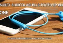 Aukey Auricolari Bluetooth EP-B60 recensione