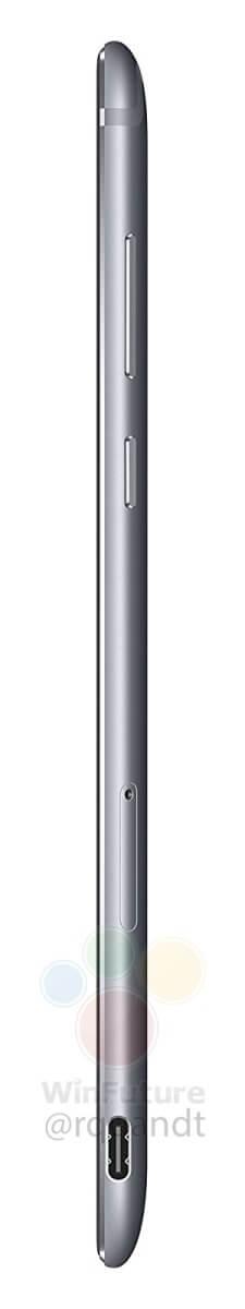 "Huawei MediaPad M5 10"" render"