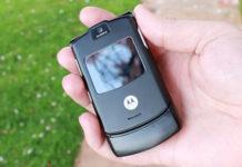 Motorola RAZR nuova generazione
