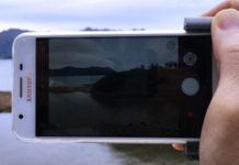 Photog scatta foto smartphone