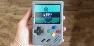 RetroStone mini console Kickstarter