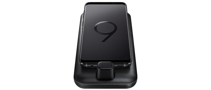 Samsung DeX Pad render evleaks