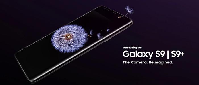 Samsung Galaxy S9+ sample video