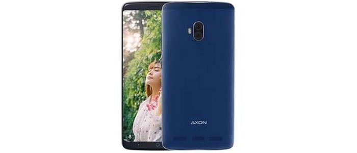 ZTE Axon 9 render