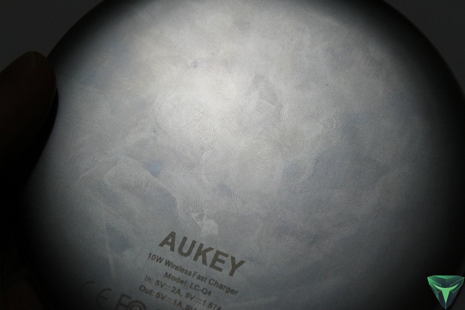 Aukey Caricatore wireless rapido LC-Q4 recensione