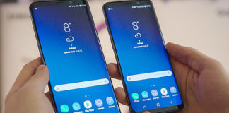 Come abbassare tendina notifiche swipe Samsung Galaxy S9